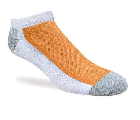 Mens Cushioned Socks, Low Cut Mens Socks